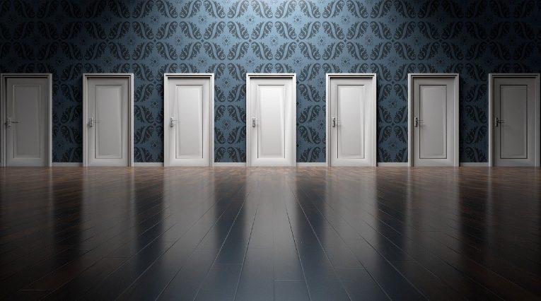 Vyberte si vhodné vchodové dvere